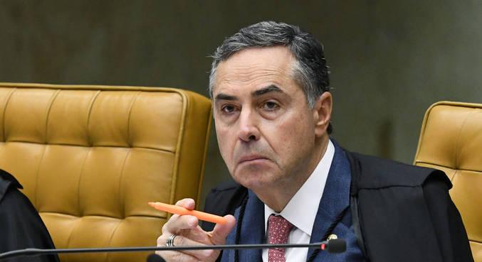 Ministro Barroso, do STF, negou prorrogação dos efeitos de liminar a venezuelanos