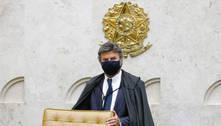 Luiz Fux diz que Brasil não aguenta mais um impeachment