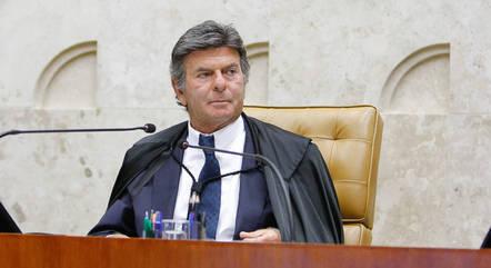 """""""É preciso que o Parlamento se autovalorize"""", diz Fux"""