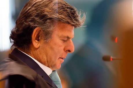 Fux criticou a chamada judicialização da política