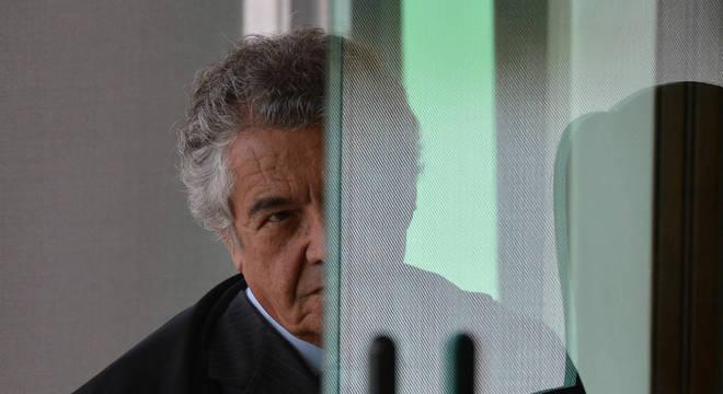 O ministro do Supremo Tribunal Federal Marco Aurélio Mello
