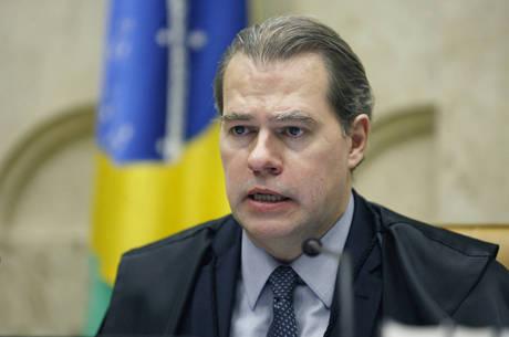 """Toffoli defende o Judiciário e pede """"paz institucional"""""""