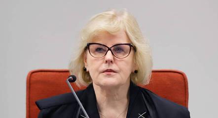Na imagem, ministra Rosa Weber (STF)