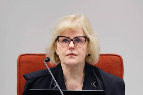 Na imagem, a ministra Rosa Weber (STF)