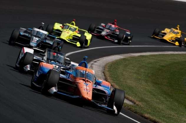Scott liderou o maior número de voltas da Indy 500, mas foi apenas segundo, atrás de Takuma Sato. Josef Newgarden brilhou ao ficar com o quinto lugar
