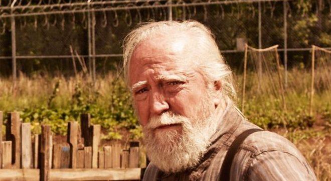 Scott Wilson morreu neste fim de semana, aos 76 anos