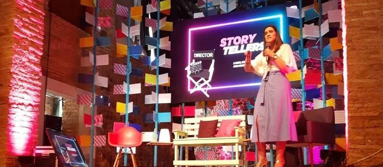 Sue Ellen Durans, Gerente Comercial do site R7.com