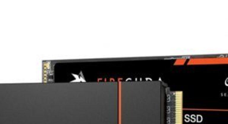 Seagate anuncia primeira linha de SSD para o PS5, com preços a partir de US$ 169,99