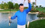 Sean Fredrickson, golfe, golf