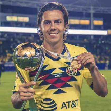 Sebastián Córdova: 24 anos – meio-campista – Club América (MEX) – Valor de mercado: 5 milhões de euros - artilheiro da equipe com três gols.