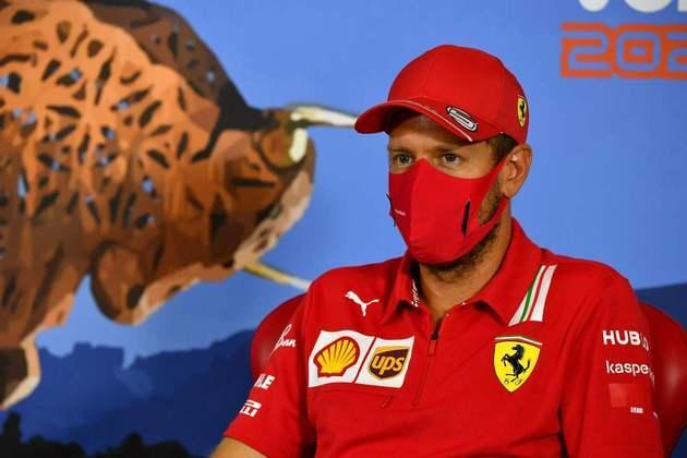 Sebastian Vettel está ligado a diversos boatos, mas segue sem vaga em 2021