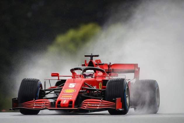 Sebastian Vettel rotulou a classificação no Red Bull Ring como difícil