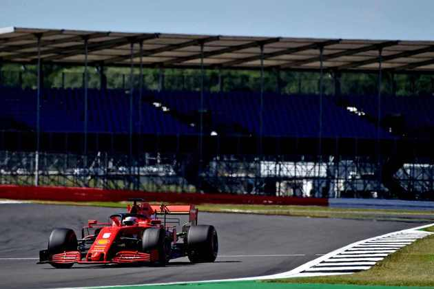 Sebastian Vettel voltou a ter desempenho discreto e ficou apenas em 14º