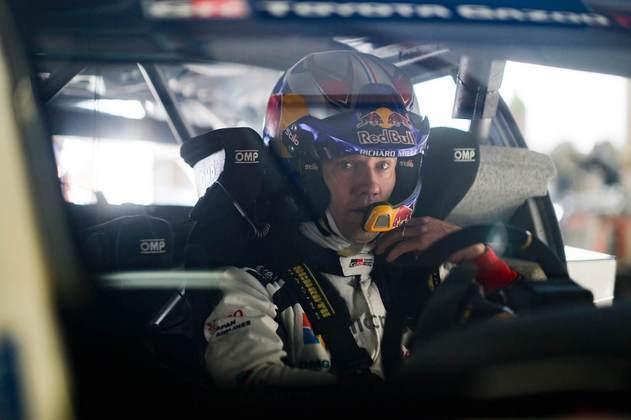 Sébastien Ogier também teve grande sucesso: foram seis títulos