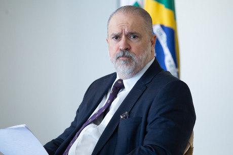 Na imagem, Augusto Aras (PGR)
