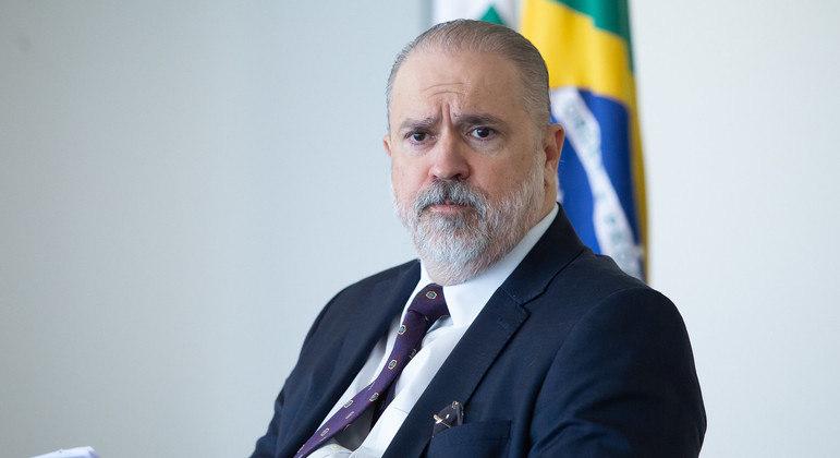 O procurador-geral da República, Augusto Aras: pedido de esclarecimentos a governadores