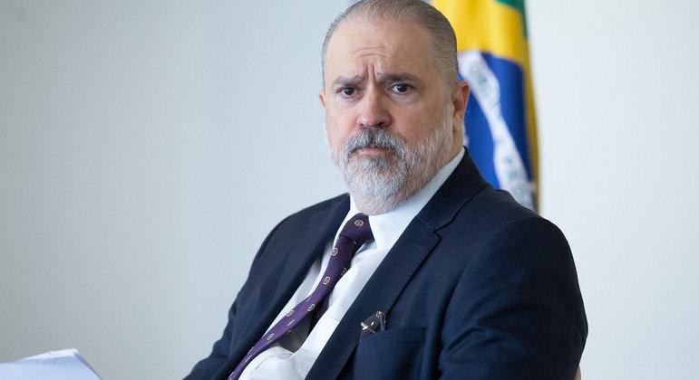 O procurador Augusto Aras