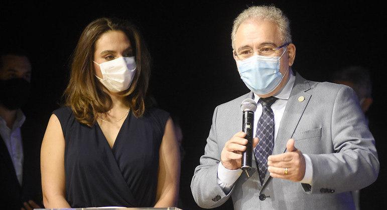 Queiroga afirmou que demissão ocorreu por motivos políticos, sem dar mais detalhes