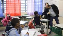 Secretário da Educação visitou escola na zona sul na volta às aulas