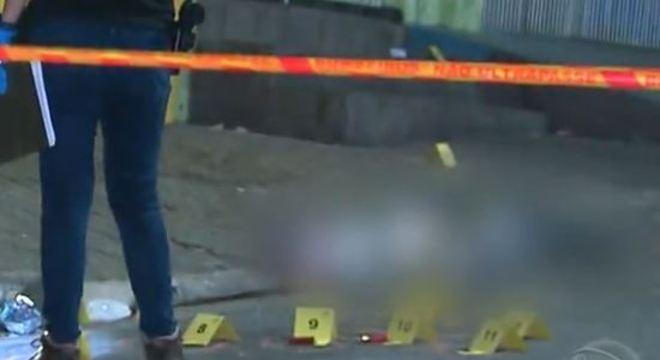 Francisco Pereira de Brito foi executado na frente do filho enquanto estavam na porta de casa