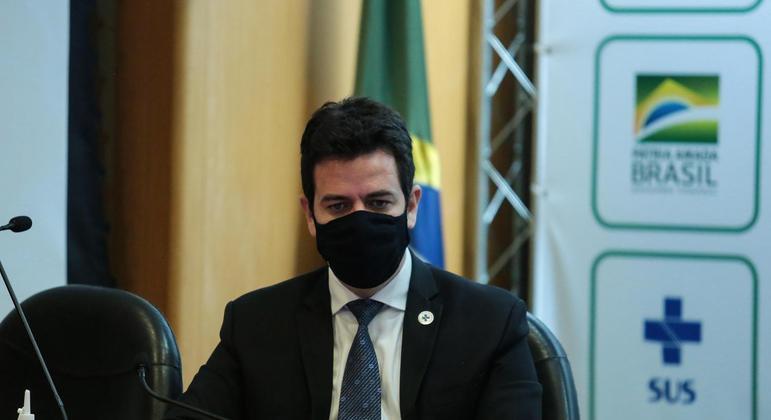 Rodrigo Cruz reforçou que o presidente deve seguir as recomendações de isolamento da Anvisa