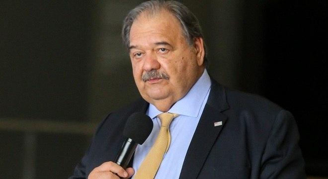José Henrique Germann, secretário estadual de São Paulo