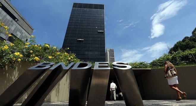 Sede do BNDES, no centro do Rio de Janeiro