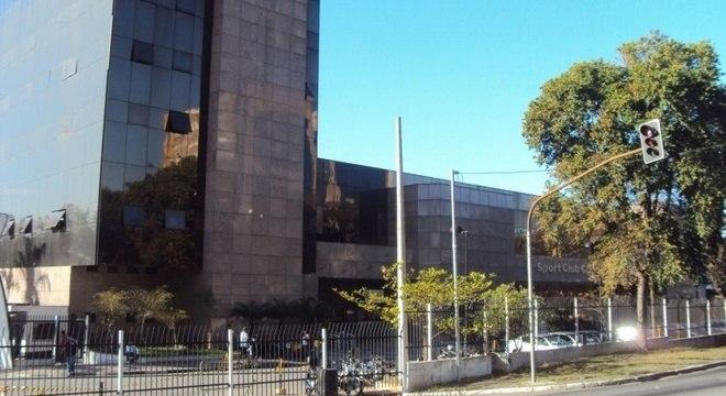 Sede do Corinthians na Rua Parque São Jorge, no Tatuapé