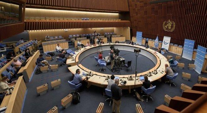 A OMS alertou que apenas um esforço global coordenado será capaz de eliminar a ameaça do SARS-CoV-2
