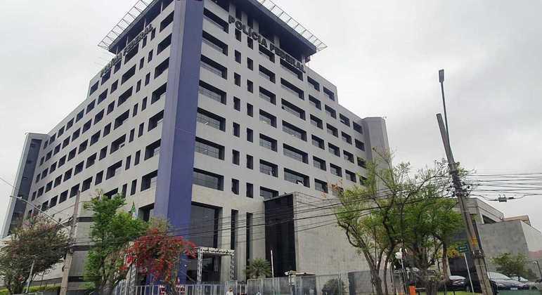 Sede da Superintendência da Polícia Federal em São Paulo