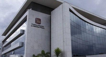 Sede do CNMP, em Brasília