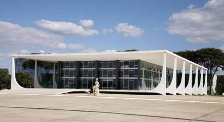 Na imagem, sede do STF em Brasília