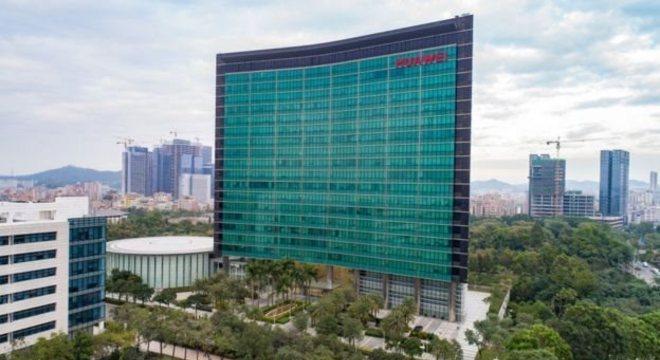 Escritórios da Huawei em Shenzen