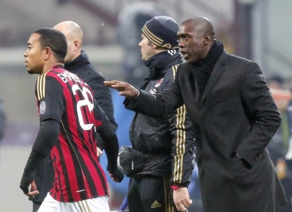 Clarence Seedorf - Milan