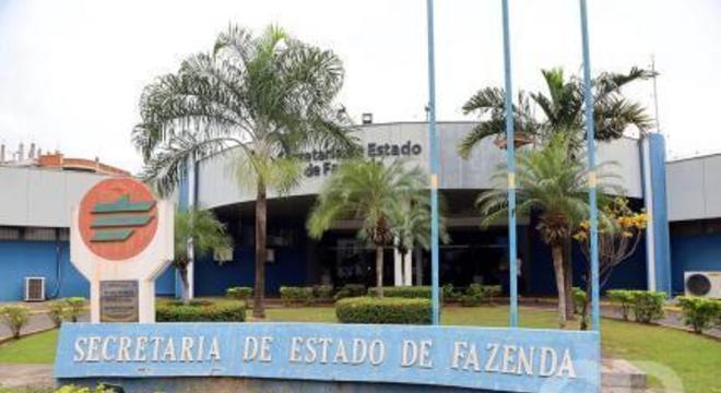 Sefaz / Secretaria de Fazenda / Fachada