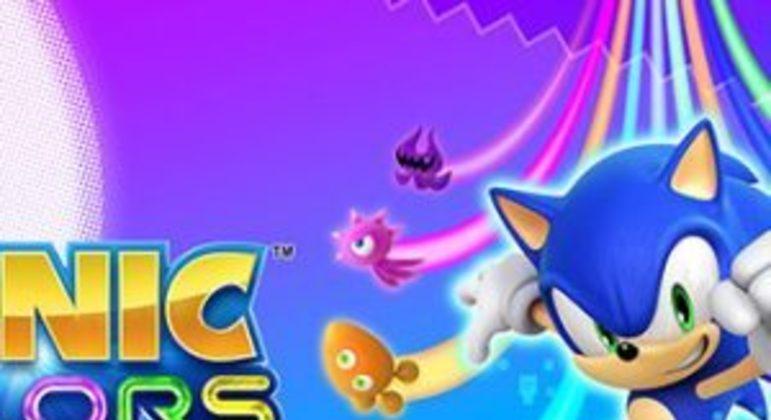 Sega anuncia remasterização de Sonic Colors par PC e consoles