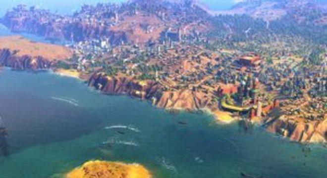 Sega lançará Humankind em português no Brasil