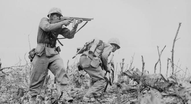 Batalha em Okinawa matou cerca de 200 mil pessoas
