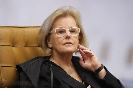 Na imagem, a ministra do STF Rosa Weber