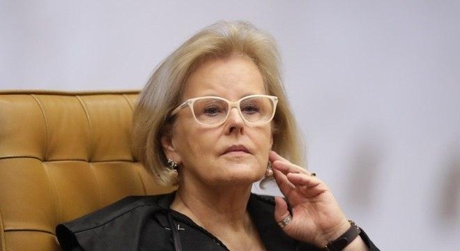 Rosa Weber se manifestou contra a reeleição na mesma legislatura