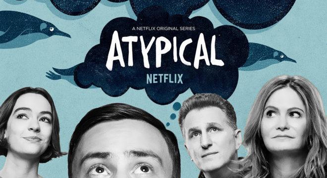 Segunda temporada de Atypical ganha data de estreia