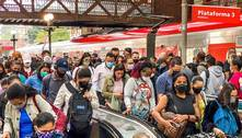 Transporte lotado atinge público com renda de dois salários mínimos