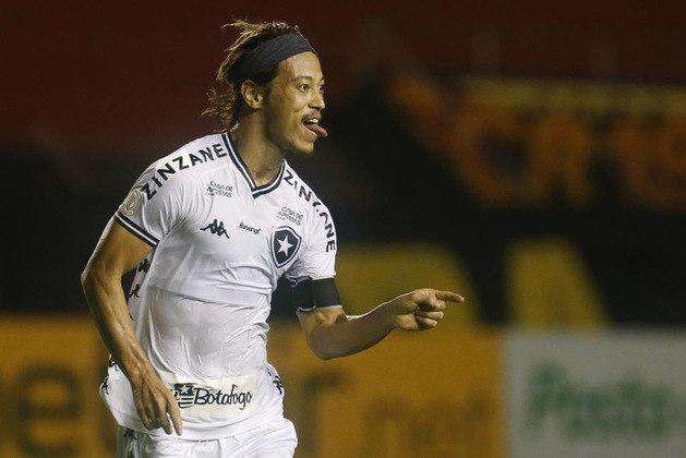 Segundo gol - Em meio à uma campanha irregular do Botafogo, Honda marcou o seu segundo gol com a camisa do Glorioso diante do Sport, na Ilha do Retiro. Após falha do goleiro Luan Polli, que saiu jogando errado, o meia dominou e chutou colocado, marcando um golaço na vitória do time sobre o Leão por 2 a 1.