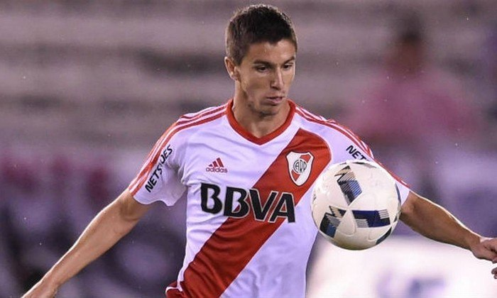 Segundo lugar: Ignacio Fernández (River Plate - agora no Atlético-MG)