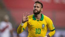 Brincando em redes-sociais, Neymar diz que quer trazer o Hexa