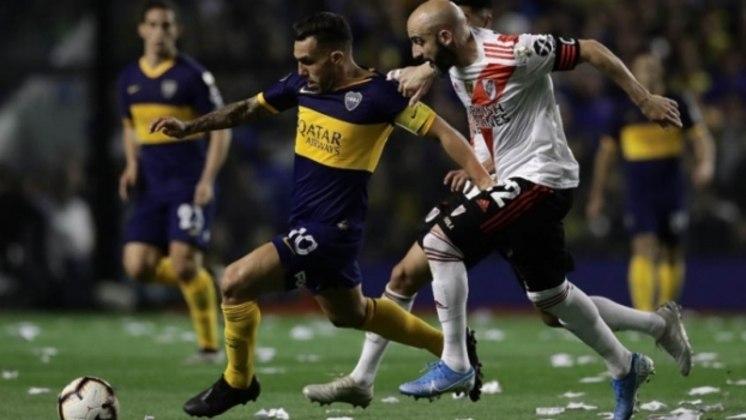 Segundo maior campeão da Libertadores, o Boca Juniors é sempre colocado entre os favoritos. Dessa vez, 12 integrantes da redação do LANCE! votaram no time argentino como candidato ao título.