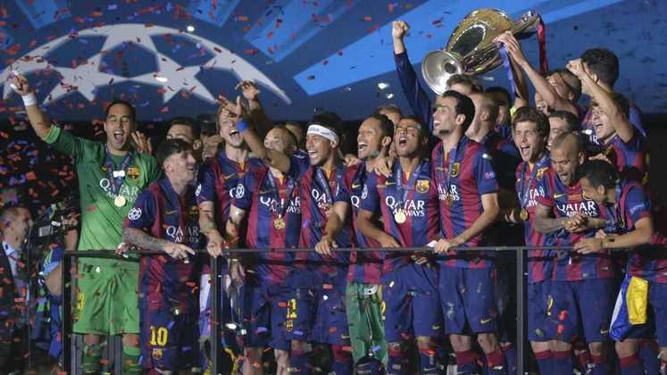 Segundo maior vencedor da Liga dos Campeões no século atual, o Barcelona acumula quatro conquistas de 2001 para cá. Veja a seguir todas as participações do clube no período. O levantamento não contou a temporada 2000/01, pois esta edição começou ainda no século passado. Na temporada 2003/04 o Barcelona não participou do torneio. (Por Redação do LANCE!)