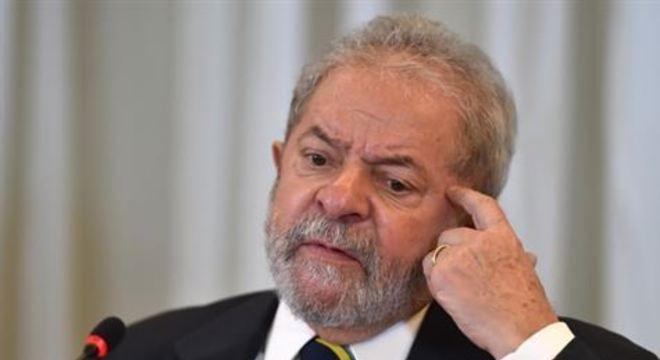 Lula está preso desde abril de 2018 na sede da PF em Curitiba, no Paraná
