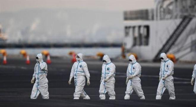 Segundo professor da universidade, é provável que o planeta observe uma pandemia de SARS-CoV-2