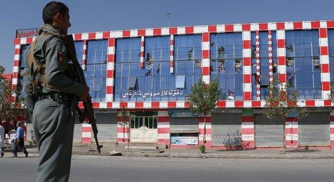 O Estado Islâmico assumiu a autoria do ataque